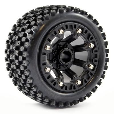 Fastrax 1:16 Stinger Mounted 8-sp Black (Revo/Summ/Sav XS )