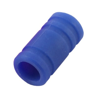 Fastrax 1/10th Pipe/Manifold Coupling Blue