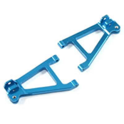 Fastrax Traxxas Mini Slash Blue Alum Front Lower Arms